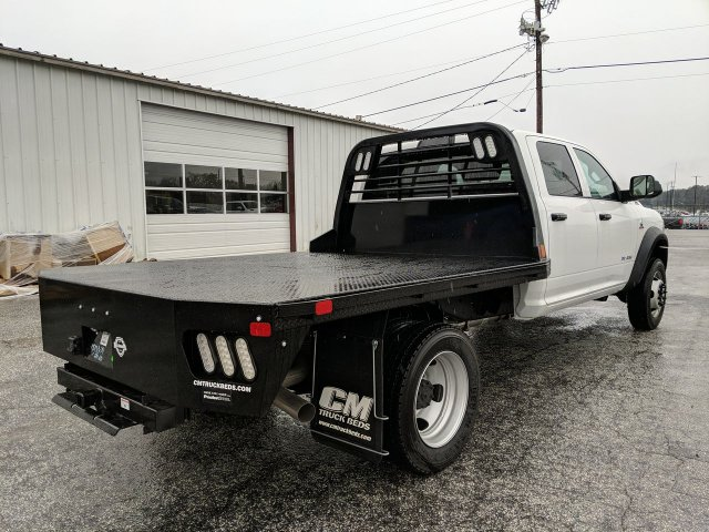 2020 Ram 4500 Crew Cab DRW 4x4, Platform Body #LG113310 - photo 1
