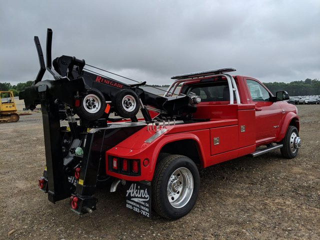 2020 Ram 5500 Regular Cab DRW 4x4, Miller Industries Wrecker Body #LG143666 - photo 1
