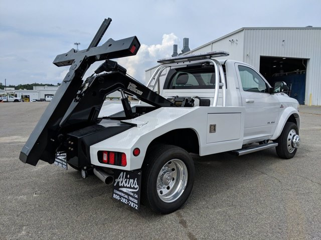 2020 Ram 4500 Regular Cab DRW RWD, Miller Industries Wrecker Body #LG143826 - photo 1