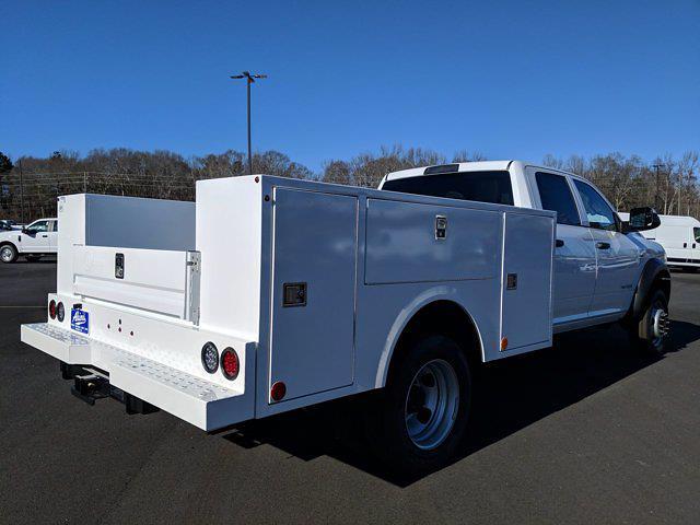 2020 Ram 4500 Crew Cab DRW 4x4, Warner Service Body #LG215096 - photo 1