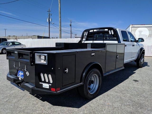 2020 Ram 5500 Crew Cab DRW 4x4, CM Truck Beds Hauler Body #LG218786 - photo 1