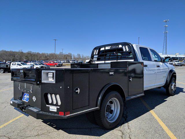 2020 Ram 4500 Crew Cab DRW 4x4, Platform Body #LG220692 - photo 1