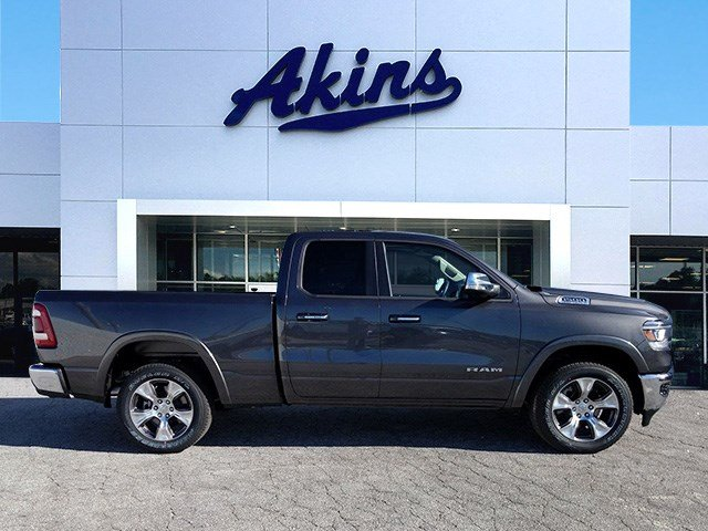 2020 Ram 1500 Quad Cab 4x4, Pickup #LN137236 - photo 1