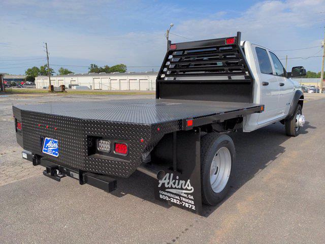 2021 Ram 4500 Crew Cab DRW 4x4, Commercial Truck & Van Equipment Platform Body #MG521022 - photo 1