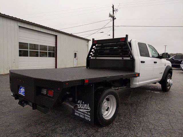 2021 Ram 4500 Crew Cab DRW 4x4, Commercial Truck & Van Equipment Platform Body #MG521023 - photo 1