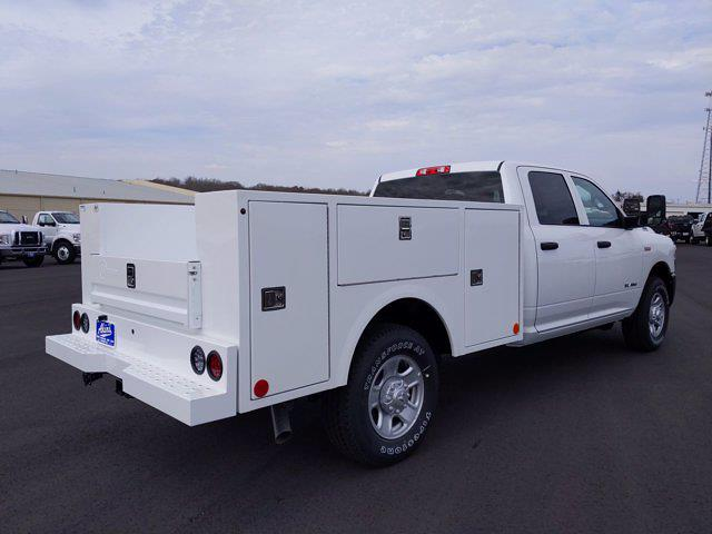 2021 Ram 2500 Crew Cab 4x2, Warner Service Body #MG530945 - photo 1