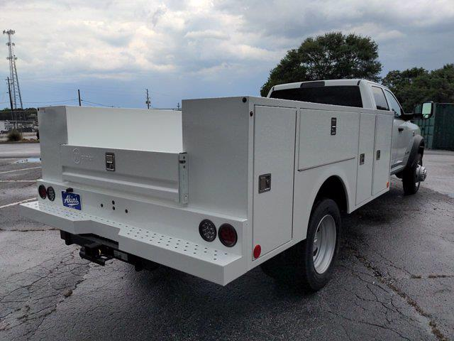 2021 Ram 4500 Crew Cab DRW 4x2, Warner Service Body #MG547163 - photo 1