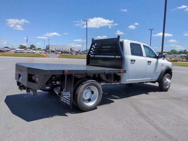 2021 Ram 4500 Crew Cab DRW 4x4, Commercial Truck & Van Equipment Platform Body #MG547451 - photo 1