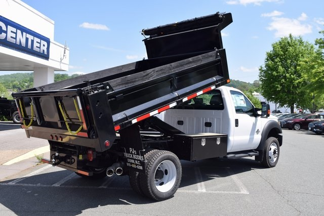 2016 F-550 Regular Cab DRW, Godwin Manufacturing Co. Dump Body #F160233 - photo 18