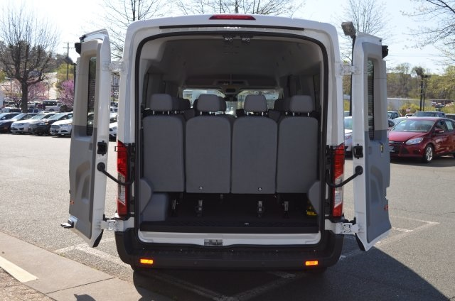 2016 Transit 350 Medium Roof, Passenger Wagon #F16564 - photo 14