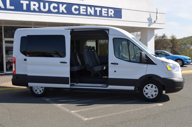 2016 Transit 350 Medium Roof, Passenger Wagon #F16564 - photo 16
