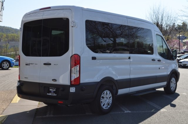 2016 Transit 350 Medium Roof, Passenger Wagon #F16564 - photo 2