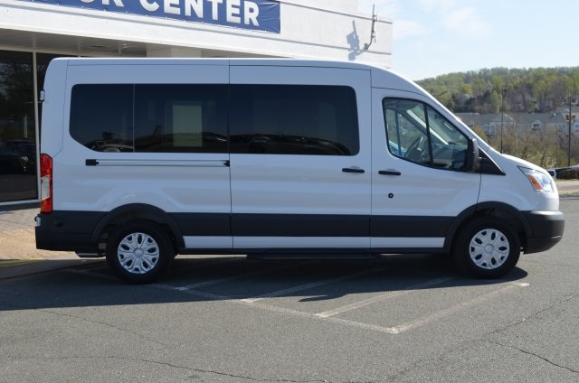 2016 Transit 350 Medium Roof, Passenger Wagon #F16564 - photo 8
