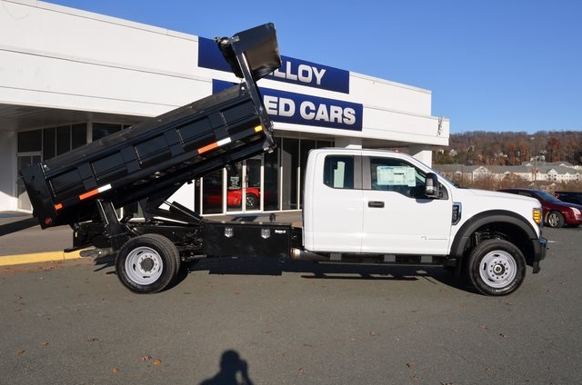 2017 F-450 Super Cab DRW 4x4 Dump Body #F170048 - photo 21