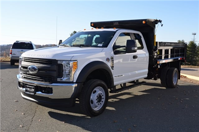 2017 F-450 Super Cab DRW 4x4 Dump Body #F170048 - photo 1