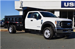 2017 F-450 Super Cab DRW 4x4 Dump Body #F170048 - photo 3