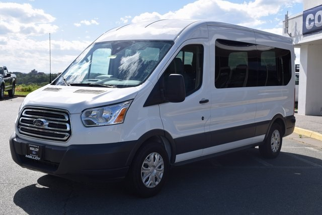 2017 Transit 350 Passenger Wagon #F17185 - photo 4
