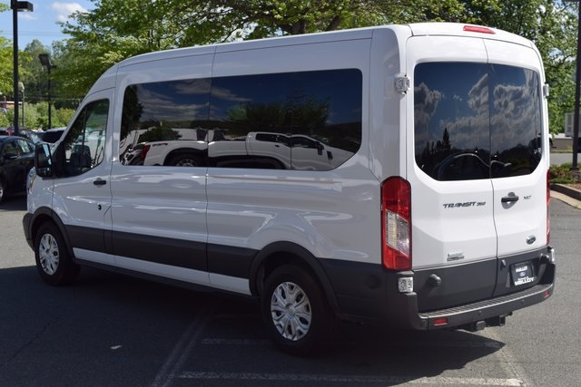 2017 Transit 350 Passenger Wagon #F17185 - photo 6