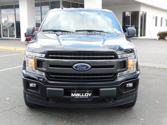 2018 F-150 SuperCrew Cab 4x4,  Pickup #F180015 - photo 3