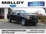 2018 F-150 SuperCrew Cab 4x4,  Pickup #F180015 - photo 1
