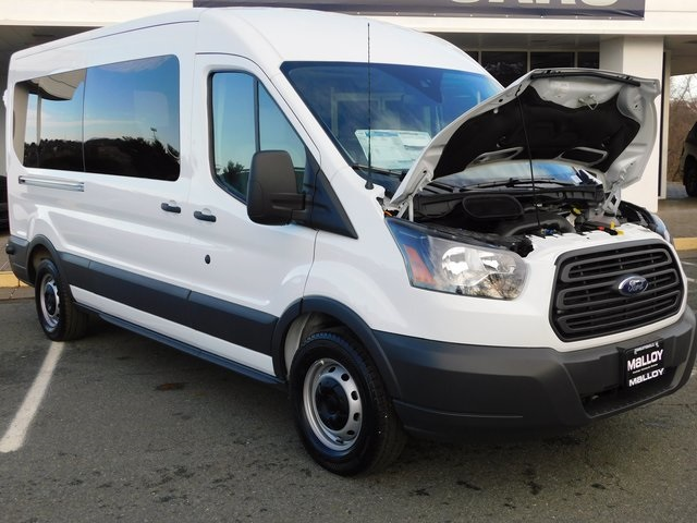 2018 Transit 350 Med Roof 4x2,  Passenger Wagon #F180035 - photo 11