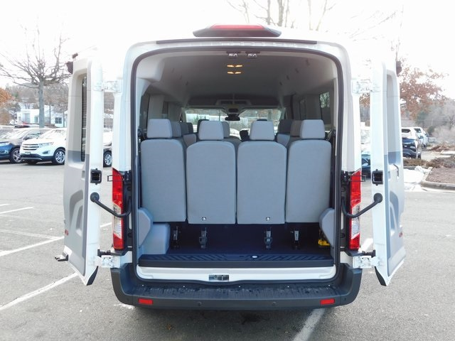 2018 Transit 350 Med Roof 4x2,  Passenger Wagon #F180035 - photo 16