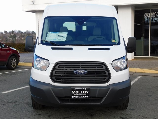 2018 Transit 350 Med Roof 4x2,  Passenger Wagon #F180035 - photo 3