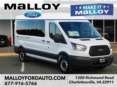 2018 Transit 350 Med Roof 4x2,  Passenger Wagon #F180035 - photo 1
