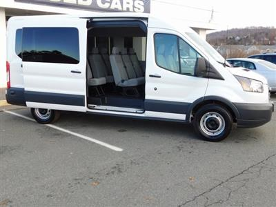 2018 Transit 350 Med Roof 4x2,  Passenger Wagon #F180035 - photo 18
