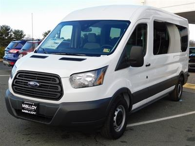 2018 Transit 350 Med Roof 4x2,  Passenger Wagon #F180035 - photo 4