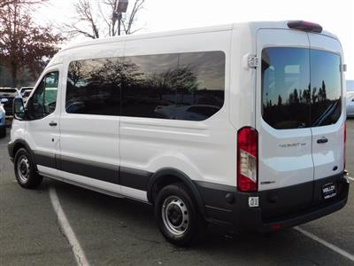 2018 Transit 350 Med Roof 4x2,  Passenger Wagon #F180035 - photo 6