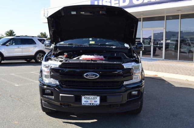 2018 F-150 Crew Cab 4x4 Pickup #F18004 - photo 13