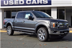 2018 F-150 Crew Cab 4x4, Pickup #F18031 - photo 3