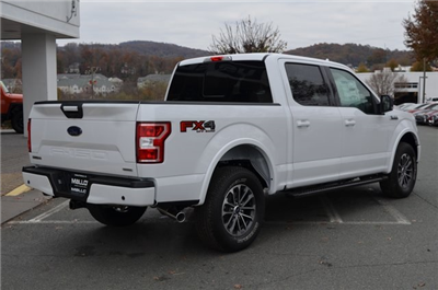 2018 F-150 Crew Cab 4x4, Pickup #F18046 - photo 7