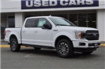 2018 F-150 Crew Cab 4x4, Pickup #F18046 - photo 3