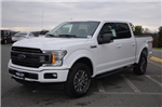 2018 F-150 Crew Cab 4x4, Pickup #F18046 - photo 1