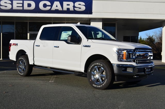 2018 F-150 SuperCrew Cab 4x4, Pickup #F18092 - photo 4