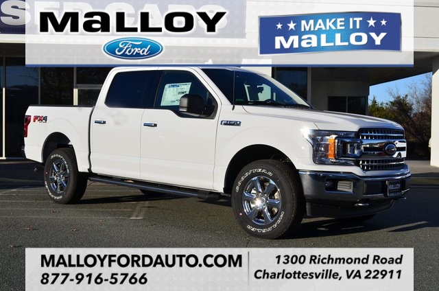 2018 F-150 SuperCrew Cab 4x4, Pickup #F18092 - photo 1