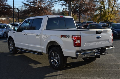 2018 F-150 SuperCrew Cab 4x4, Pickup #F18092 - photo 5