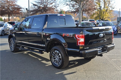 2018 F-150 Crew Cab 4x4 Pickup #F18096 - photo 2