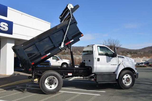 2018 F-750 Regular Cab DRW,  Godwin Manufacturing Co. Dump Body #F18257 - photo 20