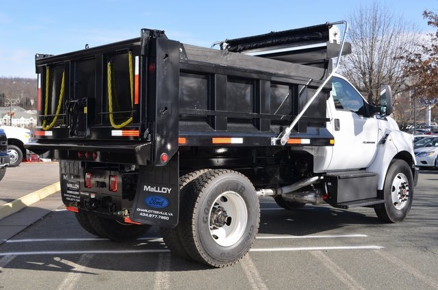 2018 F-750 Regular Cab DRW,  Godwin Manufacturing Co. Dump Body #F18257 - photo 2