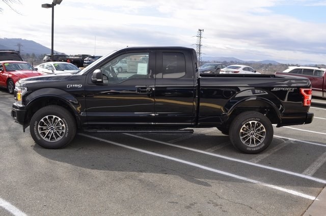 2018 F-150 Super Cab 4x4, Pickup #F18270 - photo 6