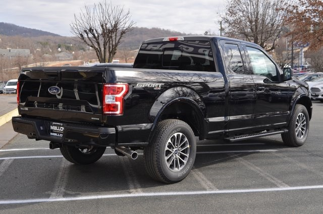 2018 F-150 Super Cab 4x4, Pickup #F18270 - photo 4