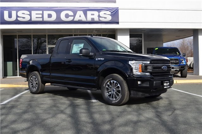 2018 F-150 Super Cab 4x4, Pickup #F18270 - photo 3