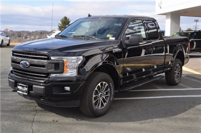 2018 F-150 Super Cab 4x4, Pickup #F18270 - photo 1