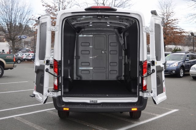 2018 Transit 250 Medium Roof, Sortimo Van Upfit #F18309 - photo 2