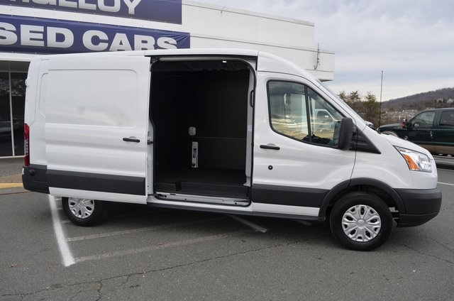 2018 Transit 250 Medium Roof, Sortimo Van Upfit #F18309 - photo 14