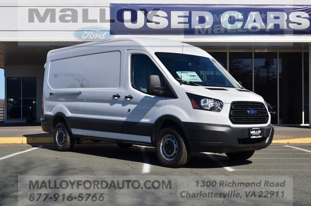 2018 Transit 150 Med Roof, Cargo Van #F18330 - photo 3
