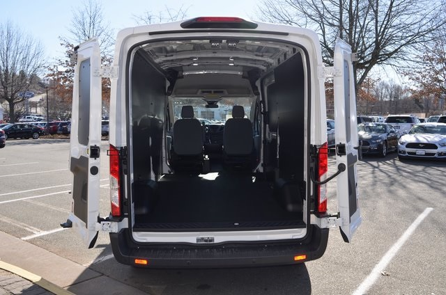 2018 Transit 150 Med Roof, Cargo Van #F18330 - photo 2